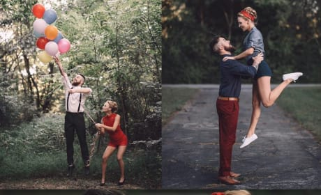 Maci Bookout and Taylor McKinney Pics