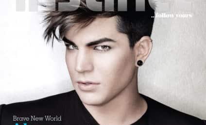 "Adam Lambert Questions ""Catty"" Members of the Gay Community"
