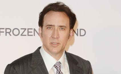 Nicolas Cage Sex Photos: Out There Somewhere!