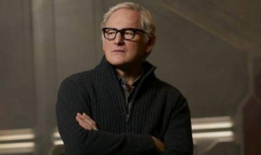 Stein Dies on The Flash