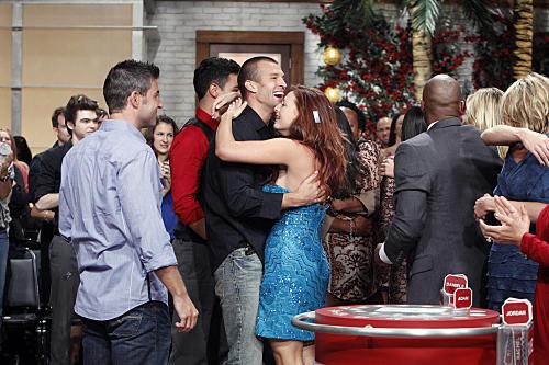Rachel, Brendon on Big Brother