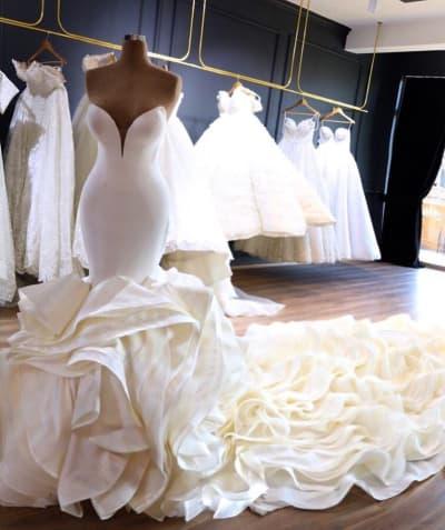 wedding dress generic image from Instagram 02