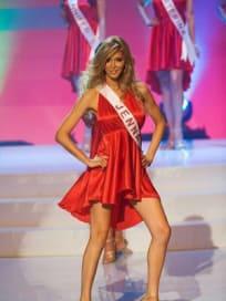 Jenna Talackova at Miss Universe Canada