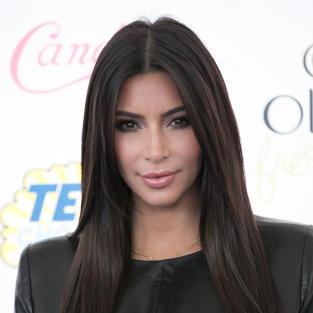 Kim at Teen Choice Awards