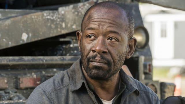 Morgan fear the walking dead