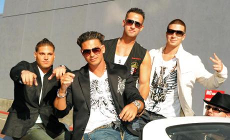 Jersey Shore Guys