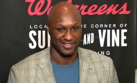 Lamar Odom: In Thoughts, Prayers of Stars Everywhere