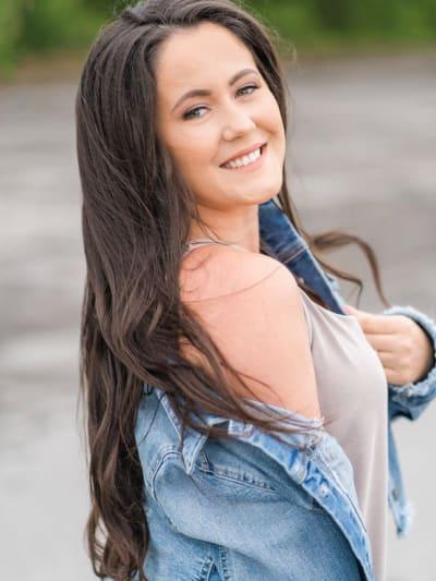 Jenelle Eason is Happy