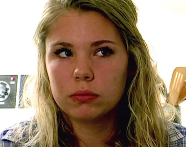 Kailyn lowry death stare
