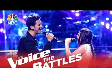 Chris Crump vs. Krista Hughes (The Voice)