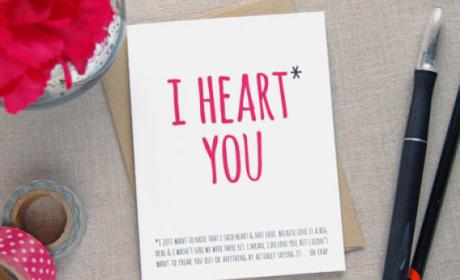 I Heart You, Asterisk