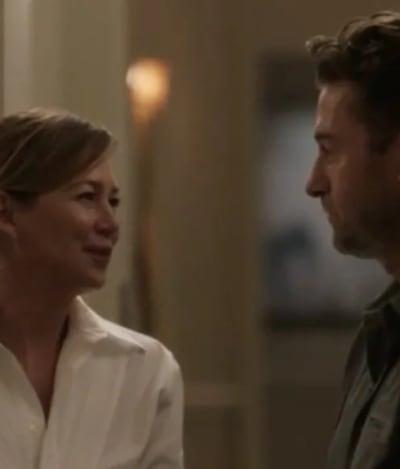 Meredith retrouve Nick