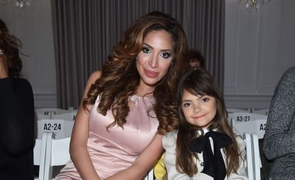 Farrah Abraham Watches Sophia Scream at Her Grandfather in Depressing Teen Mom Clip