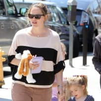 Jennifer Garner, Mother
