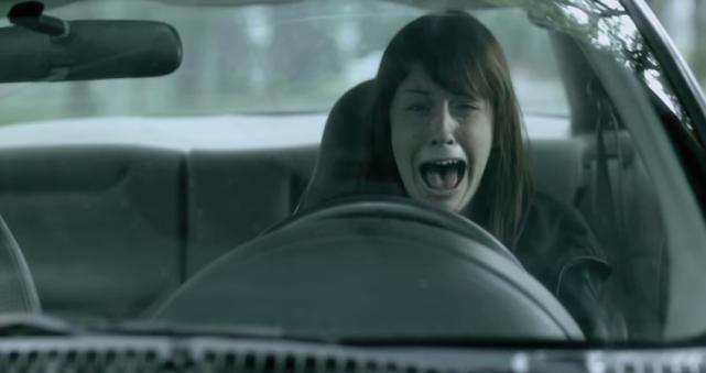 Woman Masturbates in Car, Slams Into M&J Seafood Truck
