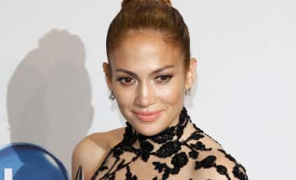 """Marc Anthony Throwing """"Tantrums"""" Over Casper Smart and J. Lo, Source Claims"""