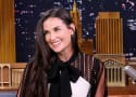 Demi Moore Shocks Tonight Show Audience, Reveals Missing Front Teeth