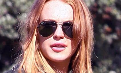 Lindsay Lohan is Blonde, Angry