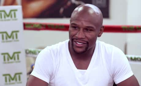 Floyd Mayweather: Katie Couric Interview