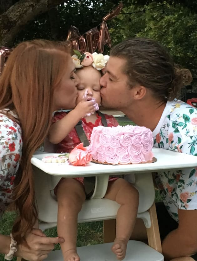Kisses for the 1-Year Old
