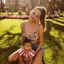 Chrissy Teigen and Cute Daughter