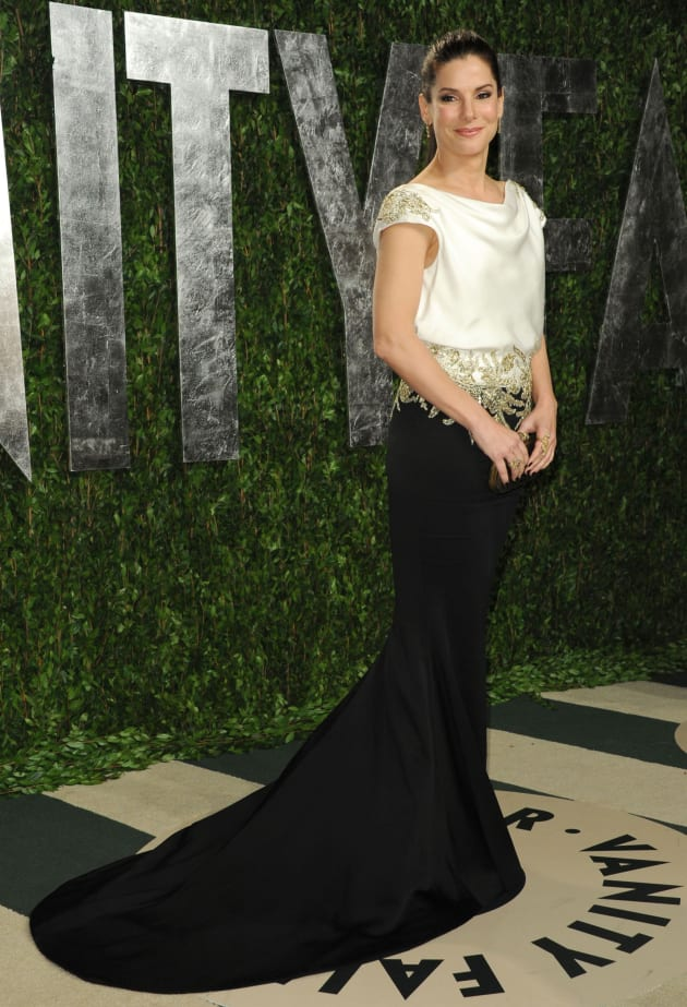 Bullock at the Oscars