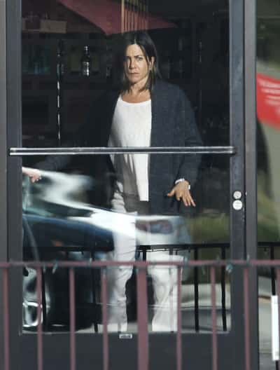 Jennifer Aniston Baby Bump Photo?