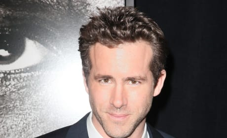 Ryan Reynolds: Handsome