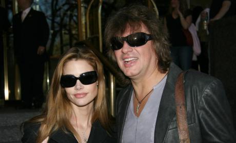 Denise Richards and Richie Sambora Photo