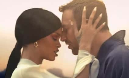 Rihanna and Chris Martin: Dating?!?!