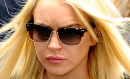 Book Her: Lindsay Lohan Jailed!