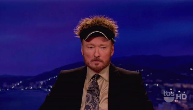 Conan on Conan