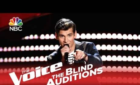 Zach Seabaugh - Take Your Time (The Voice)