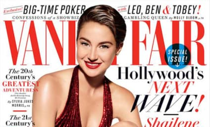 Shailene Woodley: Divergent Fans Are Weird!
