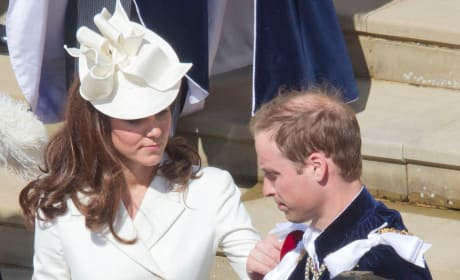 Prince William and Kate Middleton Pic
