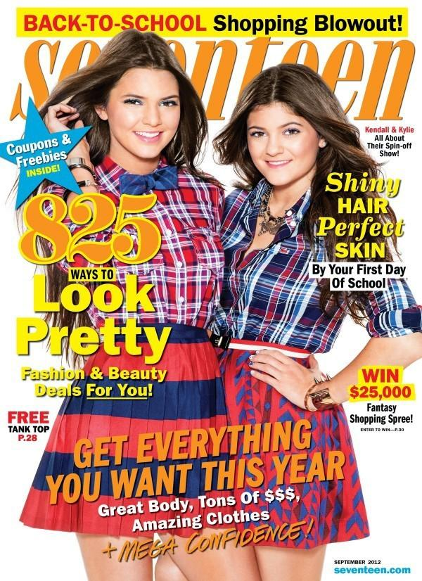 Kendall and Kylie Cover