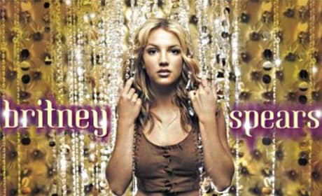 Britney Spears Album Art