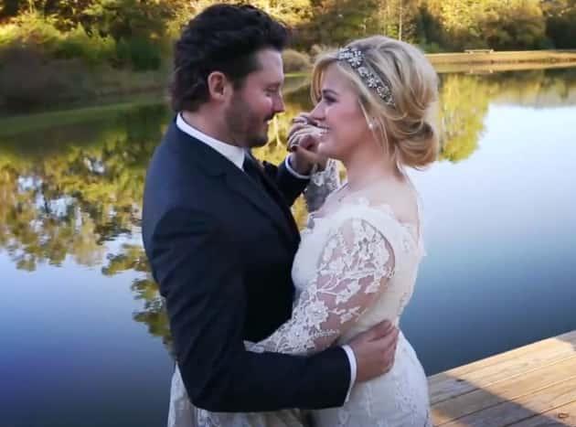 Brandon Blackstock Dances with Kelly Clarkson