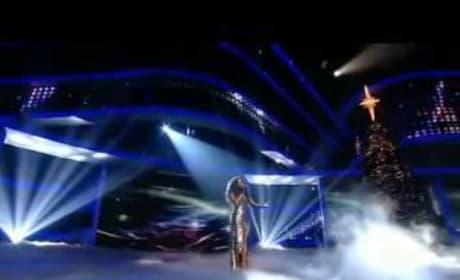 Alexandra Burke and Beyonce
