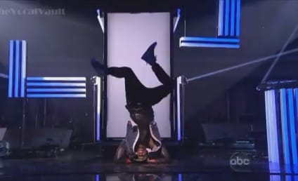 Jason Derulo Returns to Stage on Dancing with the Stars Results Show