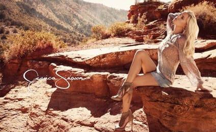 Jessica Simpson: Stunning, Sexy, Svelte in New Fashion Campaign!