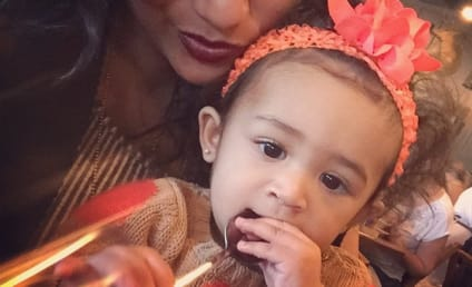 Chris Brown: Nia and Baby Daughter Photos Revealed...By Man Who Thought the Kid Was His?!