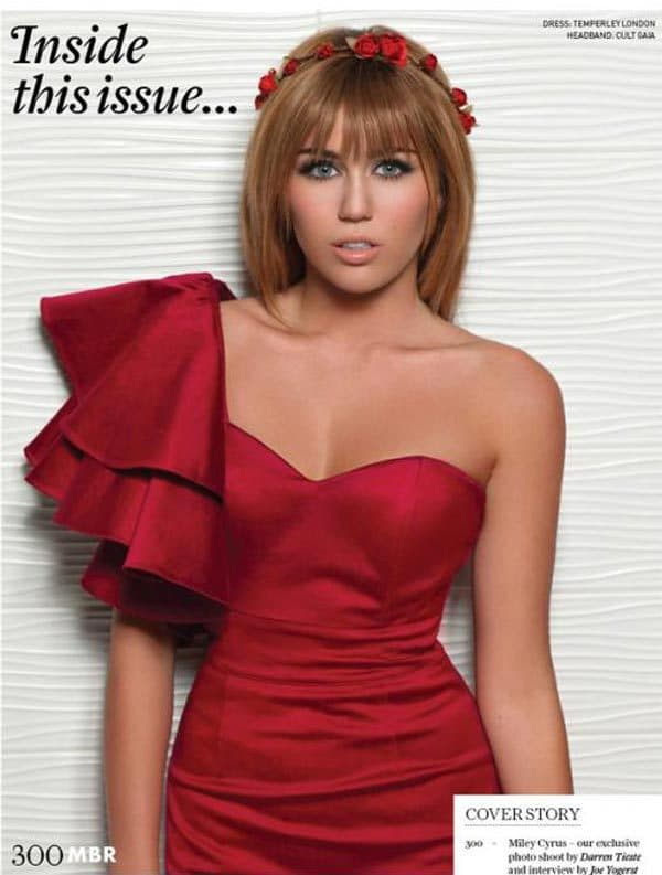 Miley Cyrus To Prestige I M Not A Bad Girl The