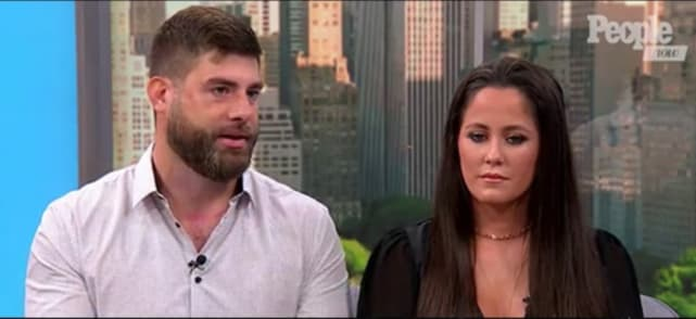 David and jenelle interview