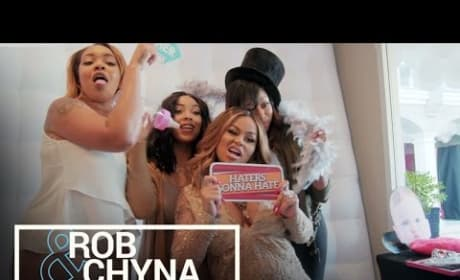 Blac Chyna: First Footage of Baby Dream's Birth Revealed!