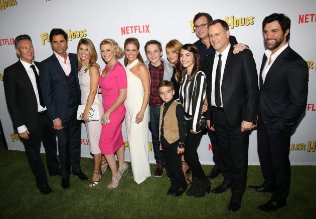 'Fuller House' Premiere