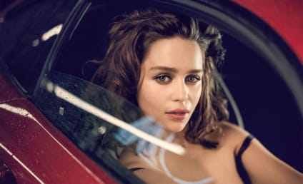 Emilia Clarke Named Sexiest Woman Alive!
