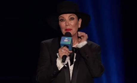 Kris Jenner: BOOED HARD by Audience While Introducing Culture Club at Concert