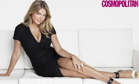Kate Upton in Cosmo Pic