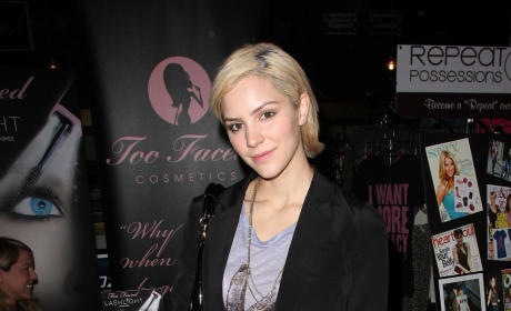 Katharine McPhee Blonde Hair